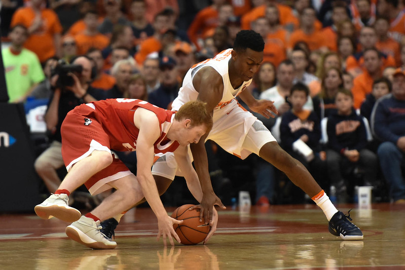 SU Basketball: Syracuse vs Boston University
