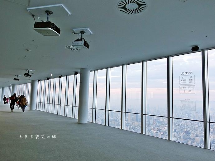 16 日本大阪 阿倍野展望台 HARUKAS 300 日本第一高摩天大樓 360度無死角視野 日夜皆美