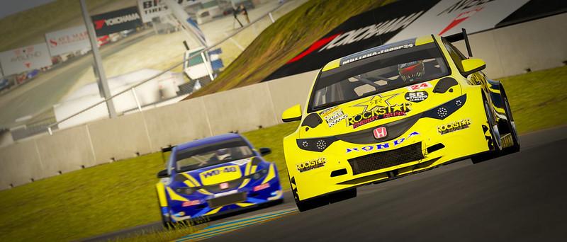 VTCC Spec Series 10 - #5 Zengo Motorsports Honda Civic WTCC 31703957055_d8a252ea92_c