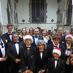 Rotary Christmas Fair Concert L-Plate Brass (3)