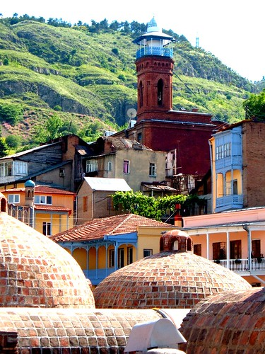 Abanotubani, Tbilisi თბილისი