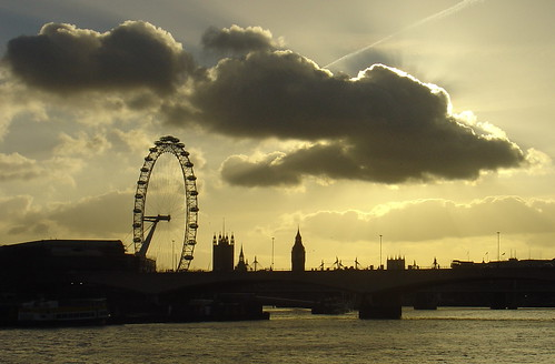 Cloud over Westminster | by Tomosaurus