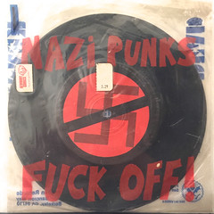 DEAD KENNEDYS:NAZI PUNKS FUCK OFF(JACKET A)