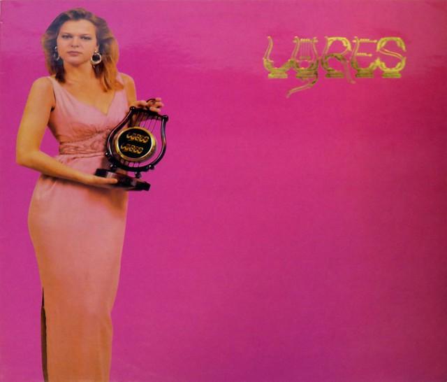 """LYRES - LYRES LYRES 12"""" LP VINYL"""