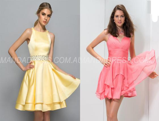 amanda dress short