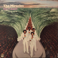 THE MIRACLES:DO IT,BABY(JACKET A)