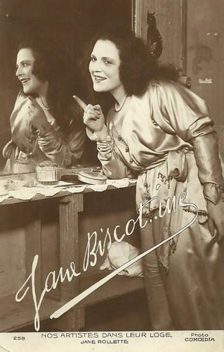 Jane Rollette Biscot...ine