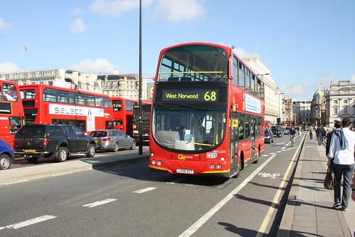 London Central WVL235 LX06DZT