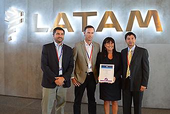 LATAM Certificacion FAST TRAVEL (LATAM)