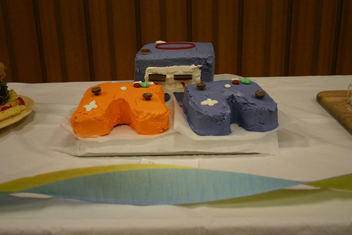 Cake Decorating Competition Guidelines : Father & Son Cake Decorating Contest(10) Porcaro Family ...