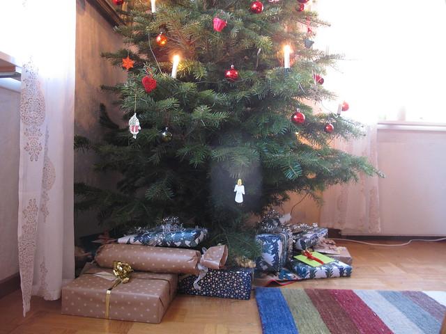 saturday, christmas eve, karlskrona