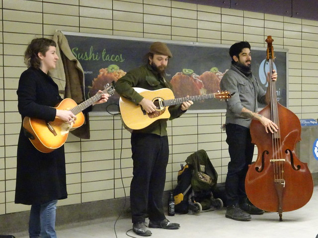 Music in the Metro