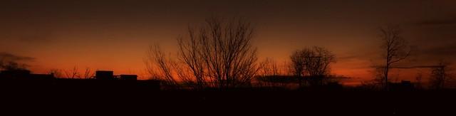 Sunrise from Wells