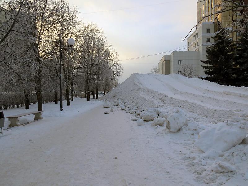Сквер на площади победы