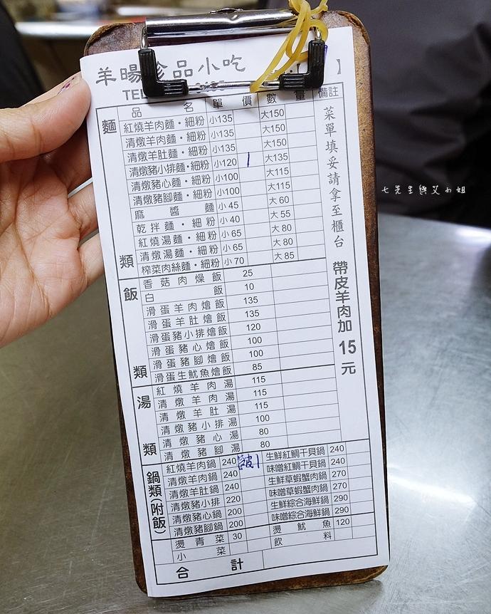 21 羊暘珍品小吃 2017橫著走 台北必吃開運美食 帶皮羊肉鍋