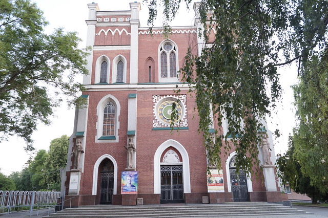 Органний зал він же костел святого Антонія