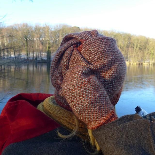 broken seed stitch cyclone hat