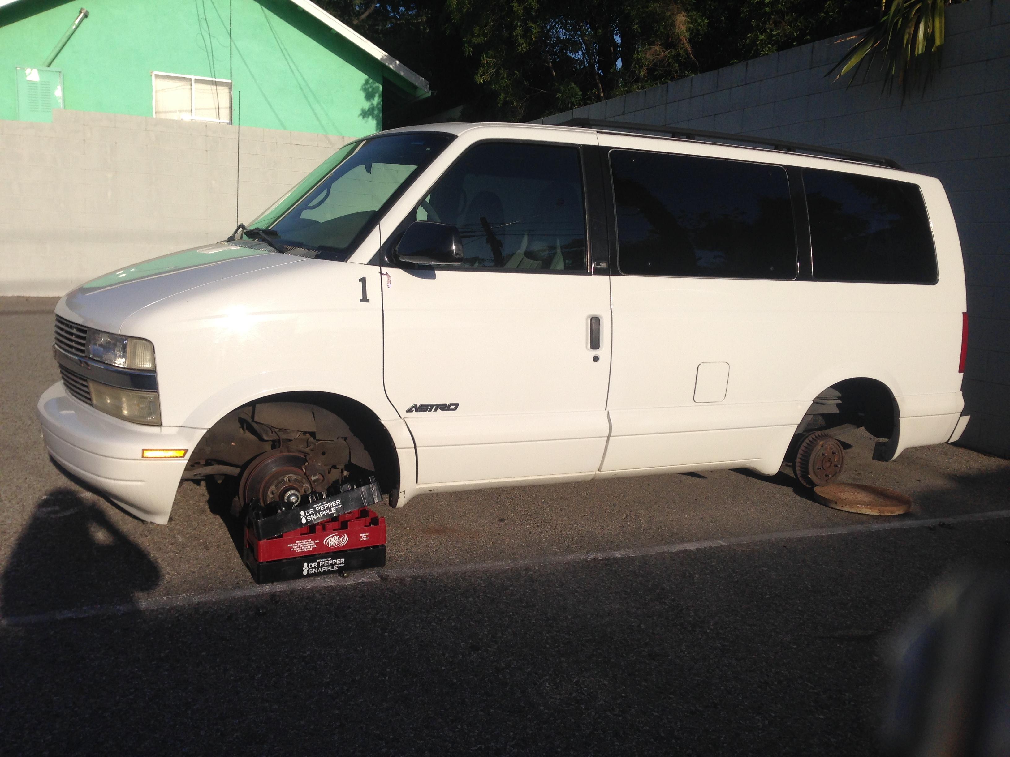 VAn #1 wheels stolen (1)