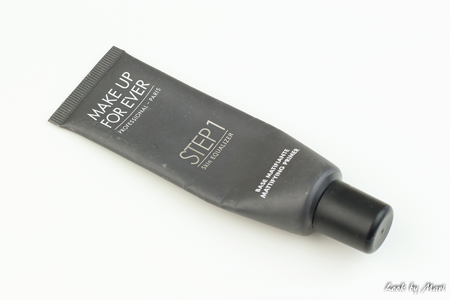2 Make up for ever step 1 mattifying primer matta pohjustus tuote