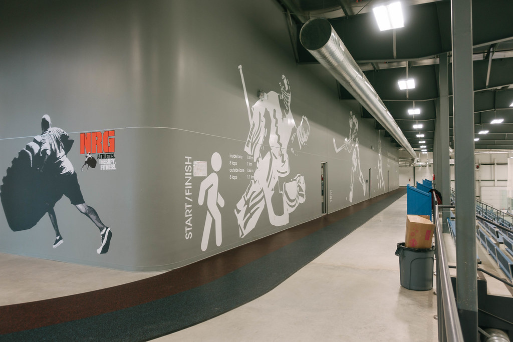 Seven Oaks Arena