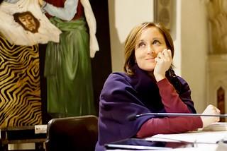 Noicattaro. Silvia Moresi front