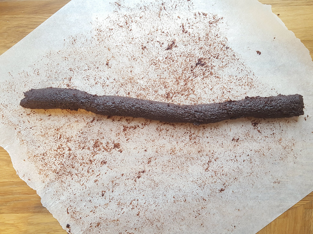 Recipe for Homemade Danish Tree Logs (Sugar free)