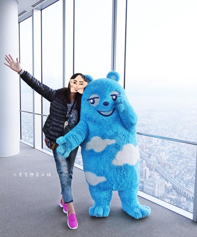 28 日本大阪 阿倍野展望台 HARUKAS 300 日本第一高摩天大樓 360度無死角視野 日夜皆美