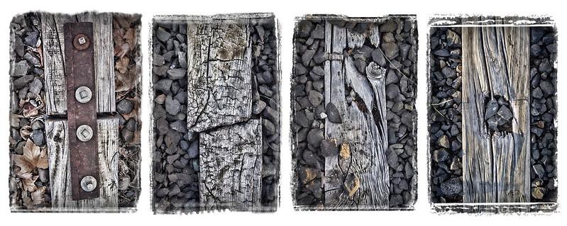 Las heridas del tiempo. Serie finalista en el 28º concurso fotográfico