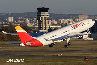 Iberia A330-202 msn 1761