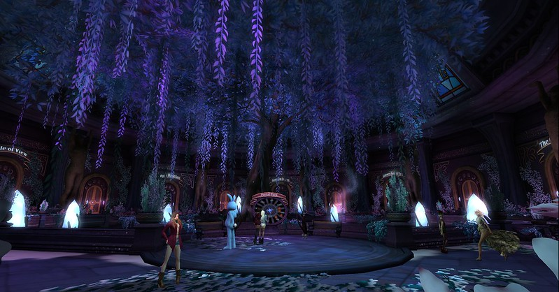 Linden Lab's Portal Park and Winter Wonderland 2016-Portal Park