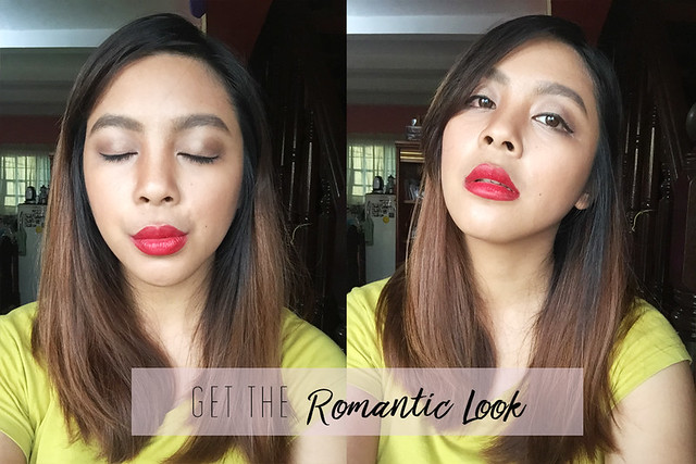 Patty Villegas - The Lifestyle Wanderer - Maybelline - Make Holidays Happen - We Love Maybelline -Romantic Look