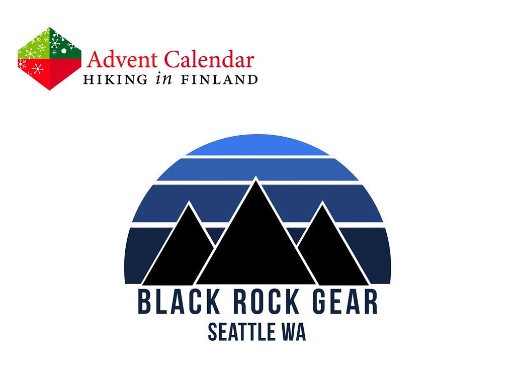 Advent Calendar Black Rock Gear