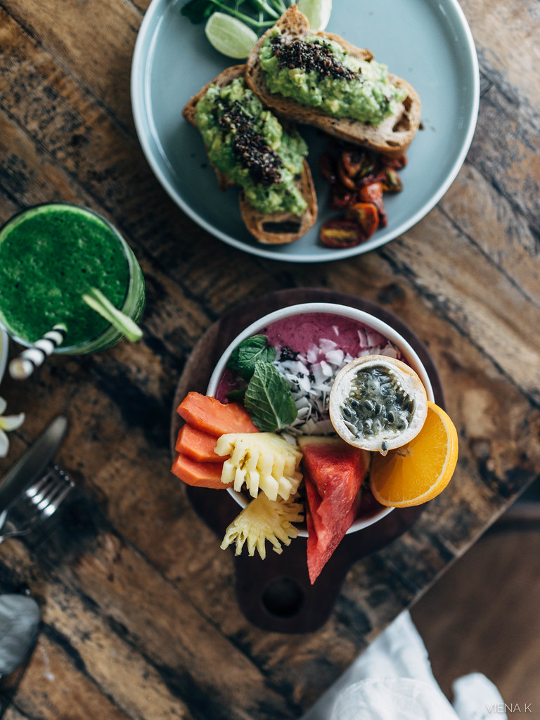 ruokamatkalla balilla: the shady shack