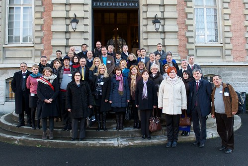 Meeting Heads of Laboratories