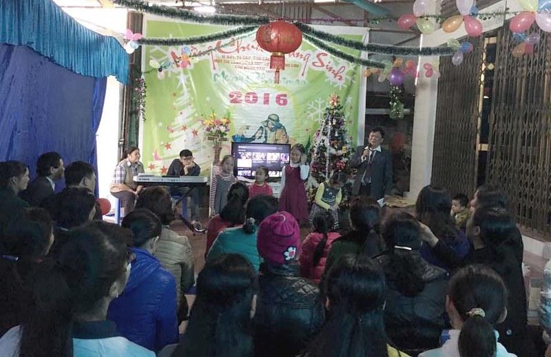 Giang sinh 2016 Hoa Binh (2)