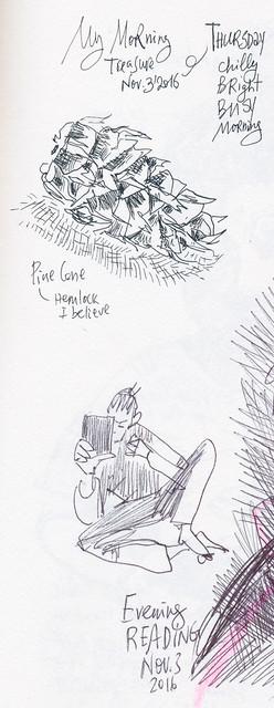Sketchbook #101: Treasures