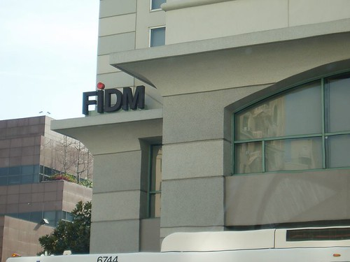 The FIDM store...