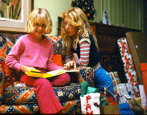 1980 Gates Christmas - Tiff and Kris | by jdroth