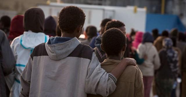 Valle del Sele emergenza migranti