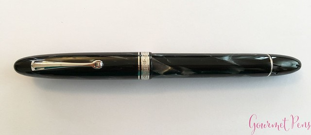 Review 90th Anniversary Omas Icons Celluloid Collection Set @PapierundStift 37