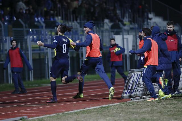 Santarcangelo - Fano 1-0