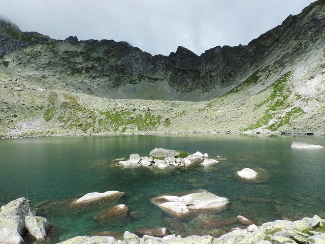 Capie pleso, High Tatras, Slovakia
