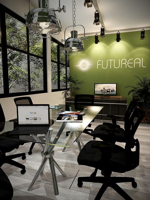 Escola de informática - Sala dos Professores