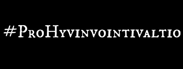 #ProHyvinvointivaltio