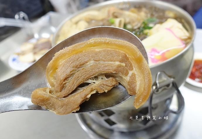 17 羊暘珍品小吃 2017橫著走 台北必吃開運美食 帶皮羊肉鍋