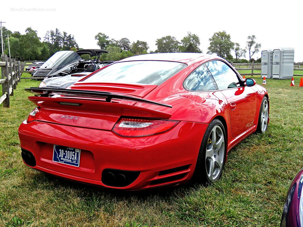 RUF RT12 S Radnor Hunt 4