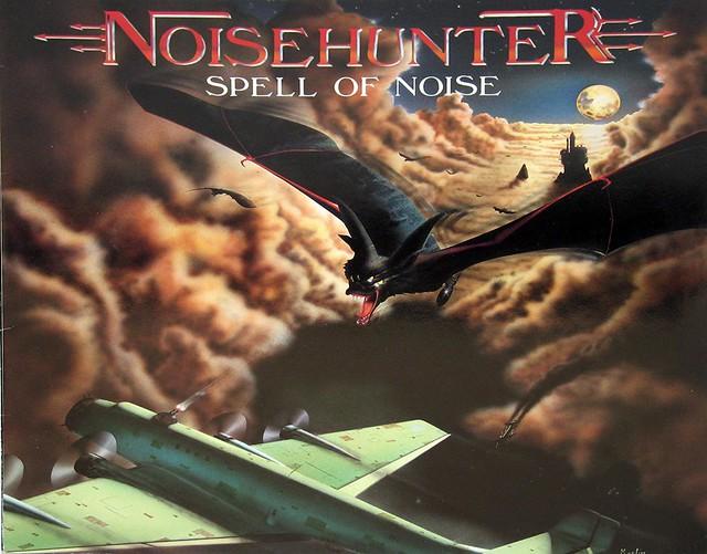 """NOISEHUNTER SPELL OF NOISE 12"""" vinyl LP"""