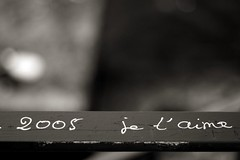 2005 je t'aime | by michel_v