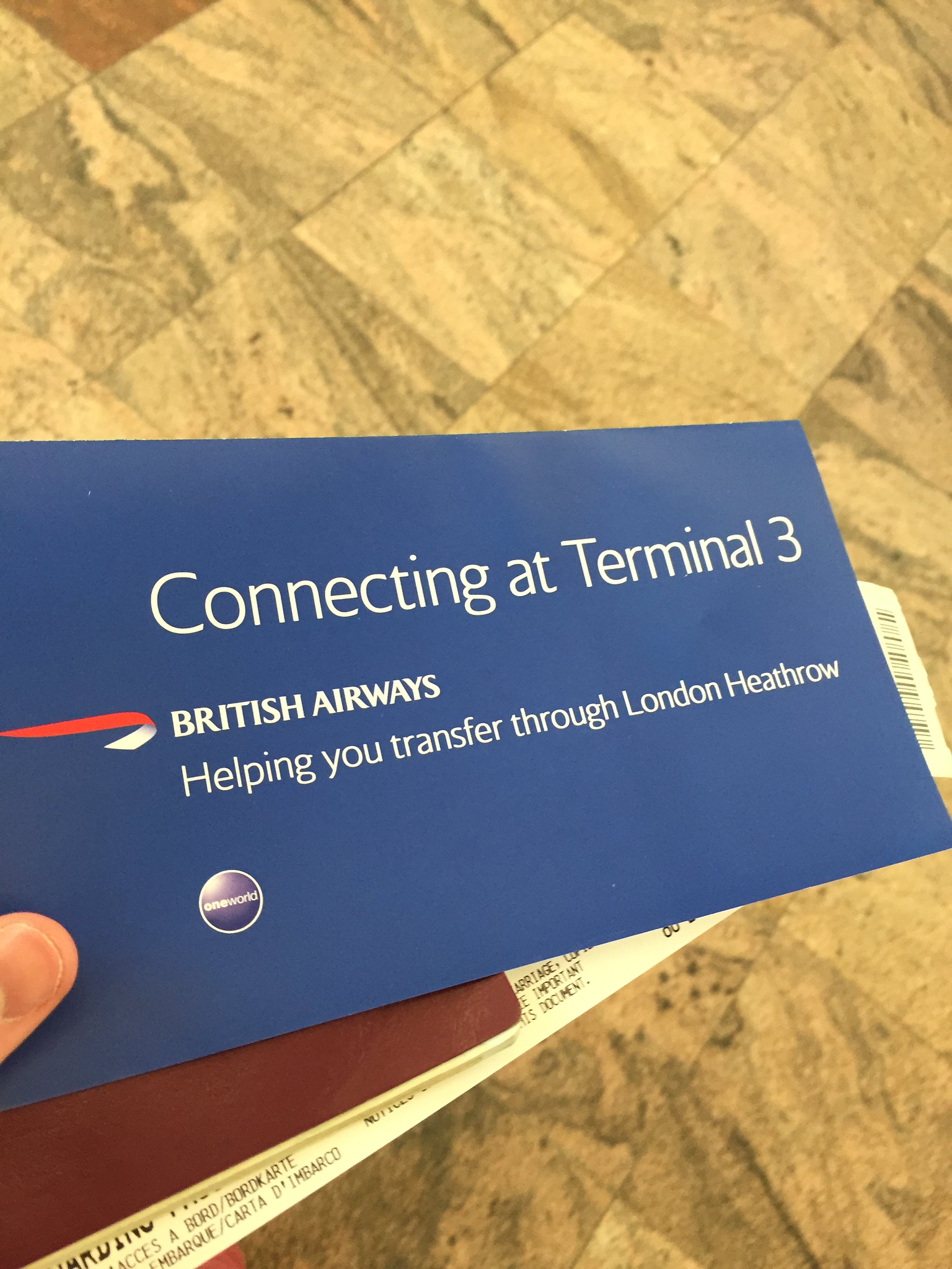 Review of British Airways flight from Vienna to London in Economy