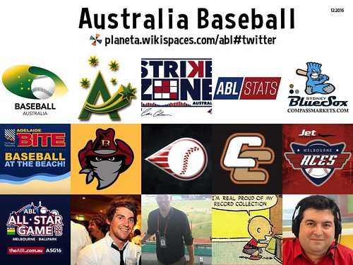 Australia Baseball on Twitter #FF